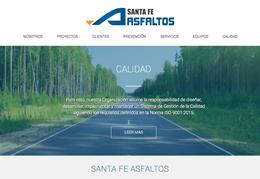 Santa Fe Asfaltos