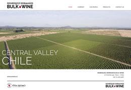 Hermanos Henriquez Bulk Wine